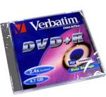 DVD+R Disc Verbatim 4.7Gb 2.4x