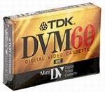 TDK DVM60ME