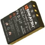ENKATSU Px D-Li7 (Li-Ion, 1800mAh для Pentax Optio 555)