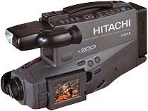 Hitachi VM-8480LE