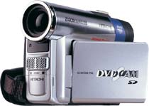Hitachi DZ-MV350E