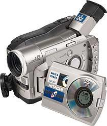 Hitachi DZ-MV100E
