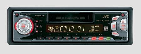 Jvc ks fx722r кассетная автомагнитола