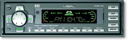 Ural RCD/MP3-15SA