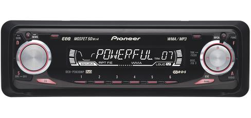 Pioneer DEH-P3630MP