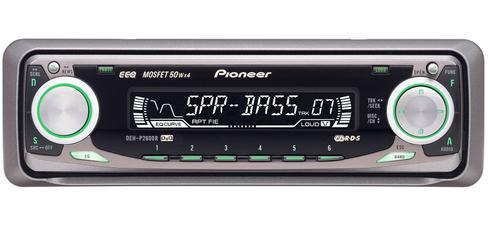 Pioneer DEH-P2600R