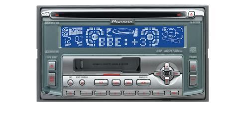 Pioneer FH-P4100R