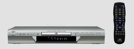 JVC XV-S302