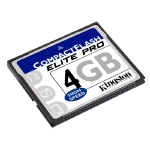 Kingston CompactFlash Elite Pro 4 Gb (HighSpeed)