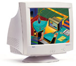 NEC MultiSync 75F