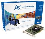 Matrox Parhelia PH-A128R Triple RGB Dual DVI TV out 128Mb