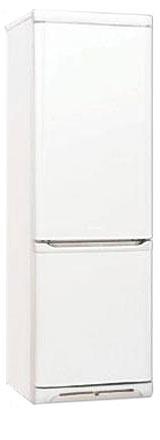 Двухкамерный холодильник с нижним