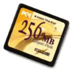 PQI CompactFlash 256 Mb