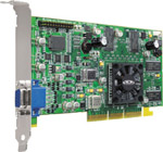 ATI Technologies RADEON DDR SGRAM 32Mb