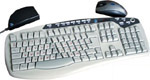 Комплект (клавиатура, мышь) A4-Tech Wireless Desktop RFKB-5C