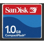 SanDisk CompactFlash 1Gb