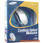 SAMSUNG Cordless Optical Mouse SCM-5100 PS/2/USB