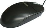 SAMSUNG Optical Wheel Mouse SOM3200-Black PS/2