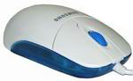 SAMSUNG Optical Wheel Mouse SOM3200 PS/2