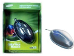 SAMSUNG Optical Neon Mouse SOM-3500-U