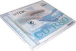 CD-R TDK 700Mb 52x