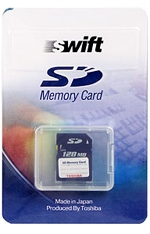 Toshiba SD SWIFT 128 Mb