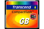 Transcend CompactFlash Ultra 512 Mb (45х)