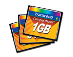 Transcend CompactFlash Ultra 256 Mb