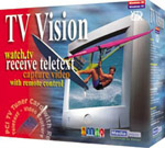 MediaForte TV Vision FM RC