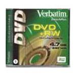 DVD+RW Verbatim 4.7Gb