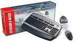 Комплект (клавиатура, мышь) Genius Wireless 2.4 GHz TwinTouch+