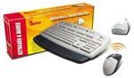 Комплект (клавиатура, мышь) Genius Wireless TwinTouch+