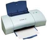 Lexmark ColorJetPrinter Z35