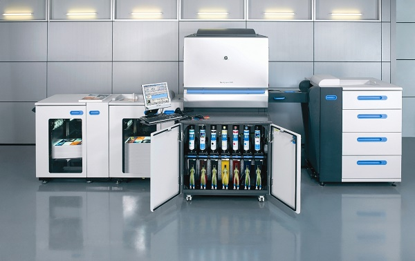 Цифровая печатная машина