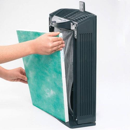 Очиститель воздуха с Hepa-фильтрами