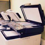 Обслуживание ксерокса