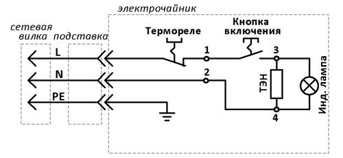 Электрочайник