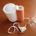 Электрическая кружка-кипятильник от розетки и не только