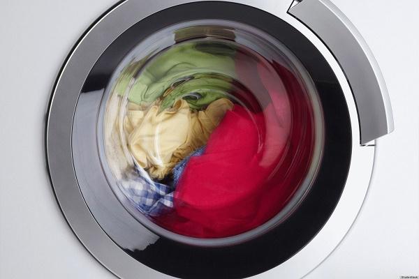 Отжим стиральной машины