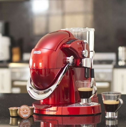 Caffitaly Nautilus S06 Red