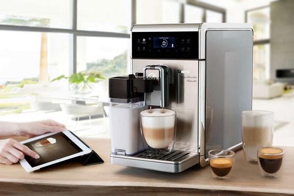 Кофемашина с добавлением молока