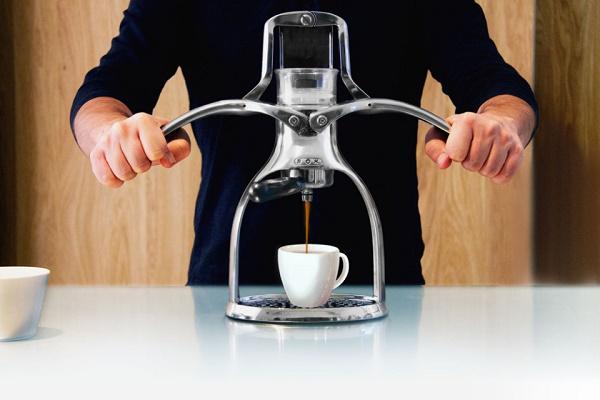 Ручная кофемашина