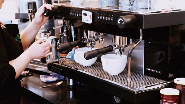 Кофемашина для бара