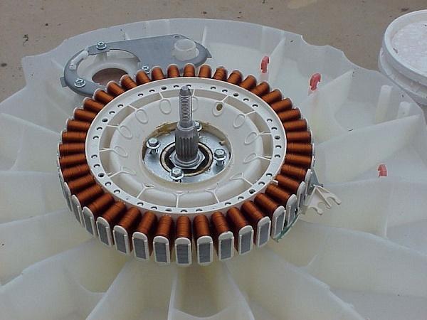 Инверторный двигатель