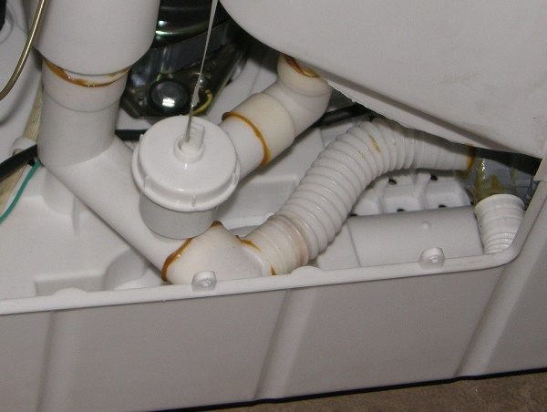 Насос стиральной машины