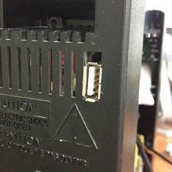 Как сделать самостоятельно USB вход в музыкальном центре