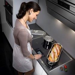 Энергопотребление индукционной плиты