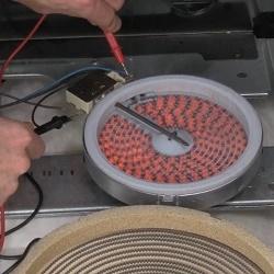 Перестала работать электрическая плита: причины и их устранение