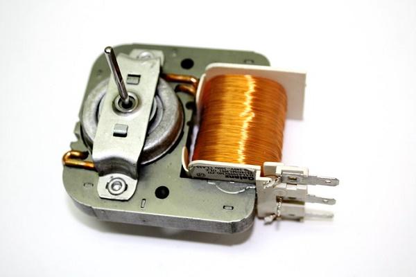 Блок циркуляционного электромотора