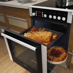 Устройство электрической плиты